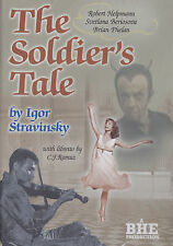 [NEW] DVD: THE SOLDIER'S TALE by IGOR STRAVINSKY