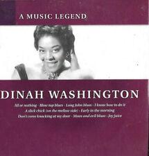 cardboard sleeve cd best of DINAH WASHINGTON 24 tracks soul blues rnb jazz