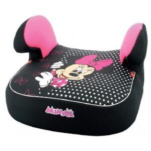 Rialzo Auto Minnie Bambino Seggiolino Auto 15-36kg Gruppo 2/3 Dream Disney Minni