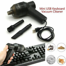USB Mini Vacuum Cleaner Computer Portable Keyboard Brush Dust Handheld Clean USA