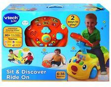 Vtech Baby Sit And Discover Ride On - Discontinued Item