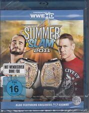WWE Wrestling - Summer Slam 2011 (Blu-ray Disc)