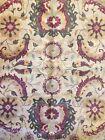 Amazing Agra - Vintage Indian Rug - Oriental Floral Carpet - 7.6 x 9.10 ft.