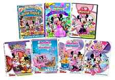 Mickey Mouse Clubhouse Disney Series Complete Minnie Collection Box / DVD Set(s)