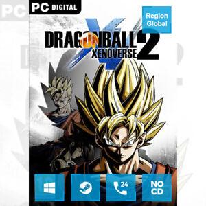 DRAGON BALL XENOVERSE 2 for PC Game Steam Key Region Free