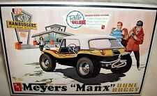 amt 1/25 MEYERS MANX DUNE BUGGY 4n1 w/ DISPLAY PLATFORM