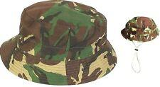 Sopravvivenza SAS Bush Cappello da uomo medium militare verde mimetico militare Sole Secchio Cappello