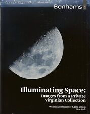 BONHAMS SPACE NASA Vintage Photographs Coll Mariner Viking Auction Catalog 2012