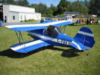 Oldfield Baby Great Lakes Sport Aircraft Wood Model Large