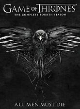 GAME OF THRONES The Complete 4TH Season DVD Series 4 Brand New Genuine UK
