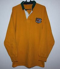 Vintage Australia national rugby union team shirt jersey