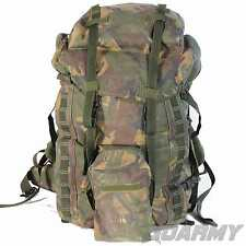 British Army 90L Short Back DPM Bergen without Pouches