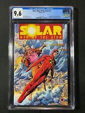 Solar, Man of the Atom #3 CGC 9.6 (1991) - 1st app Toyo Harada & Thumper