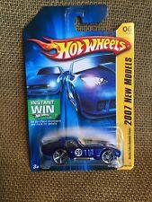 Hot Wheels 2007 New Models Shelby Cobra Daytona Coupe ~ Blue Variant