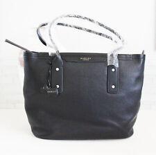 Radley London Patcham Palace Zip-top Medium Leather Tote Black