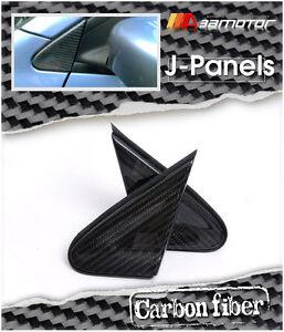 Carbon Fibre Mirror Side J-Panel fits Mitsubishi Evolution VII VIII IX EVO 7 8 9