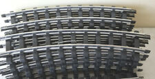 BACHMANN G Track Full 4 Foot Circle of 12 sections Steel Alloy Curve Track NEW