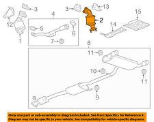 Chevrolet GM OEM 2012 Captiva Sport 3.0L-V6-Catalytic Converter 20965822