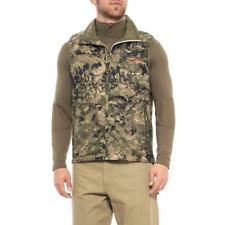 Sitka Kelvin Lite Vest Sz. 2XL Insulated Optifade Ground Forest Hunting 30034-GF