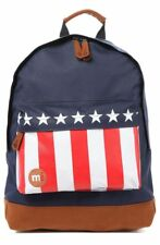 Mi Pac Backpack, Mi Pac School Rucksack - USA Flag