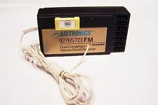AIRTRONICS 7CH FM NAR BAND 92765 RECEIVER W/CH60 CRYSTAL 72.990mhz FREE SHIP USA
