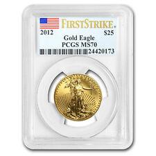 2012 1/2 oz Gold American Eagle MS-70 PCGS (FS)