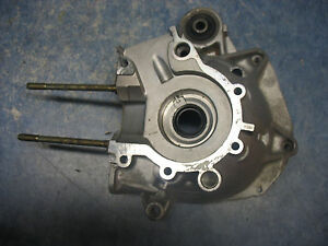 CRANKCASES SHAFT CASE HALF 2002 CAN-AM DS50 BOMBARDIER DS 50 02