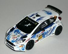 FORD FIESTA R5 CATTANEO RALLY DEL TICINO 2017 DECALS 1/43 NO KIT NO MODEL