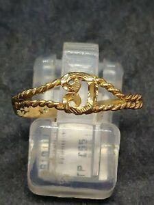 14ct gold ring