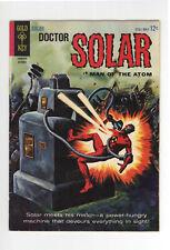 DOCTOR SOLAR #9  VG  1964