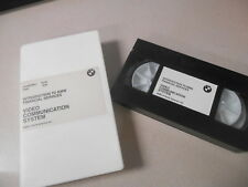 VHS Video Cassette Tape Introduction To BMW Financial Services  #D