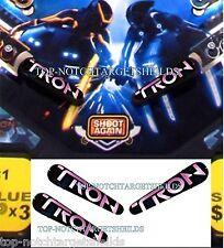 Tron Flipper Le Stern-Pinball Flipper Gepolstert Armour Mod 3 Stück Set