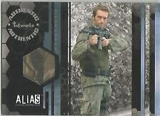 "Alias Season 2 - PW10 Michael Vartan ""Michael Vaughn Pants"" Costume Card"