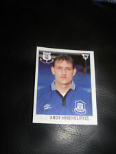 Andy Hinchcliffe sticker Merlin Premier League 96 380 1996 football Everton