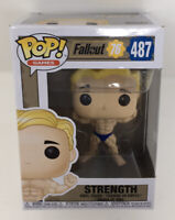 Funko POP! Games - Fallout 76 Vinyl Figure - STRENGTH #487 - New in Box