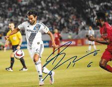 Baggio Husidic signed La Galaxy 8x10 photo autographed Los Angeles Mls