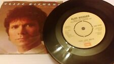 "Cliff Richard(7"" Vinyl P/S)True Love Ways-EMI-EMI 5385-UK-1983-"