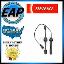 For 2001-2003 Mazda Protege Protege 4cyl DENSO Ignition Spark Plug Wire Set NEW