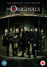 The Originals 3 Season DVDs & Blu-rays