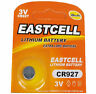 20 x CR927 3V Lithium Batterie 30 mAh ( 4 Blistercard a 5 Batterien ) EASTCELL