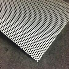 st rke 1mm lochblech platten f r die metallbearbeitungs aus edelstahl g nstig kaufen ebay. Black Bedroom Furniture Sets. Home Design Ideas