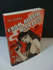 FROM RUSSIA WITH LOVE / IAN FLEMING / SC / 2010 / WITH CHRIS GARVER ARTWORK