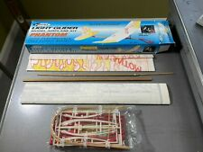 ESTES Light Glider Model Airplane Kit PHANTOM High performance free flight Model