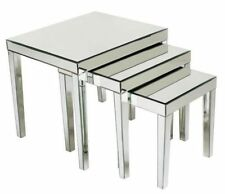 Glass Nested Tables