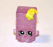 EXCLUSIVE Shopkins Season 3 Pink Purple Yo-Chi FROZEN Glittery Glitzi Food Fair