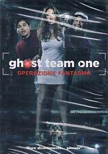 DVD GHOST TEAM ONE Carlos Santos Fernanda Romero Meghan Falcone Region 2 PAL NEW