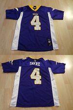 Youth Minnesota Vikings Bret Favre L (14/16) Jersey (Purple) Reebok Jersey