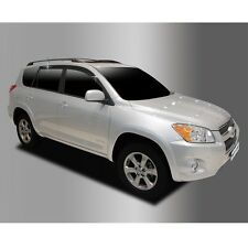 Smoke Side Window Vent Visors Rain Guards for Toyota RAV4 06 12 Ship US