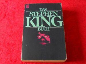 Stephen King - Das Stephen King Buch - Taschenbuch Biographie
