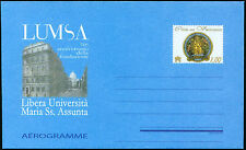 Vatican 2009 Aerogramme AG 47 LUMSA